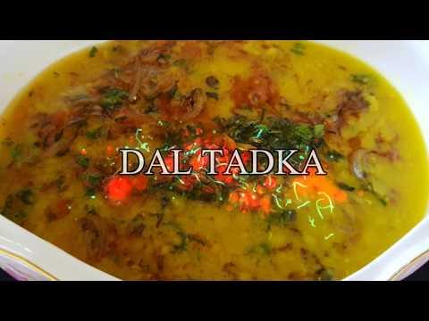How To Make Tadka For Dal | Dal Tadka Restaurant Style | My Kitchen My Dish