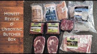 Butcher Box Unboxing \u0026 My Honest Review