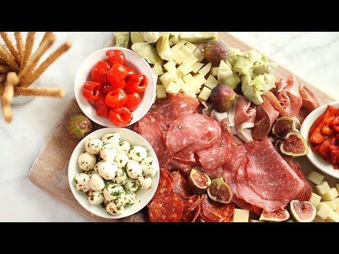 Antipasto- Everyday Food with Sarah Carey