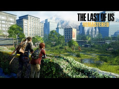The Last of Us Remastered Gameplay - Part 5 (Ps4)