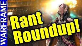 Warframe Rant Roundup! Spreading Nidus Love, Nuggets, And Bluetatoes!