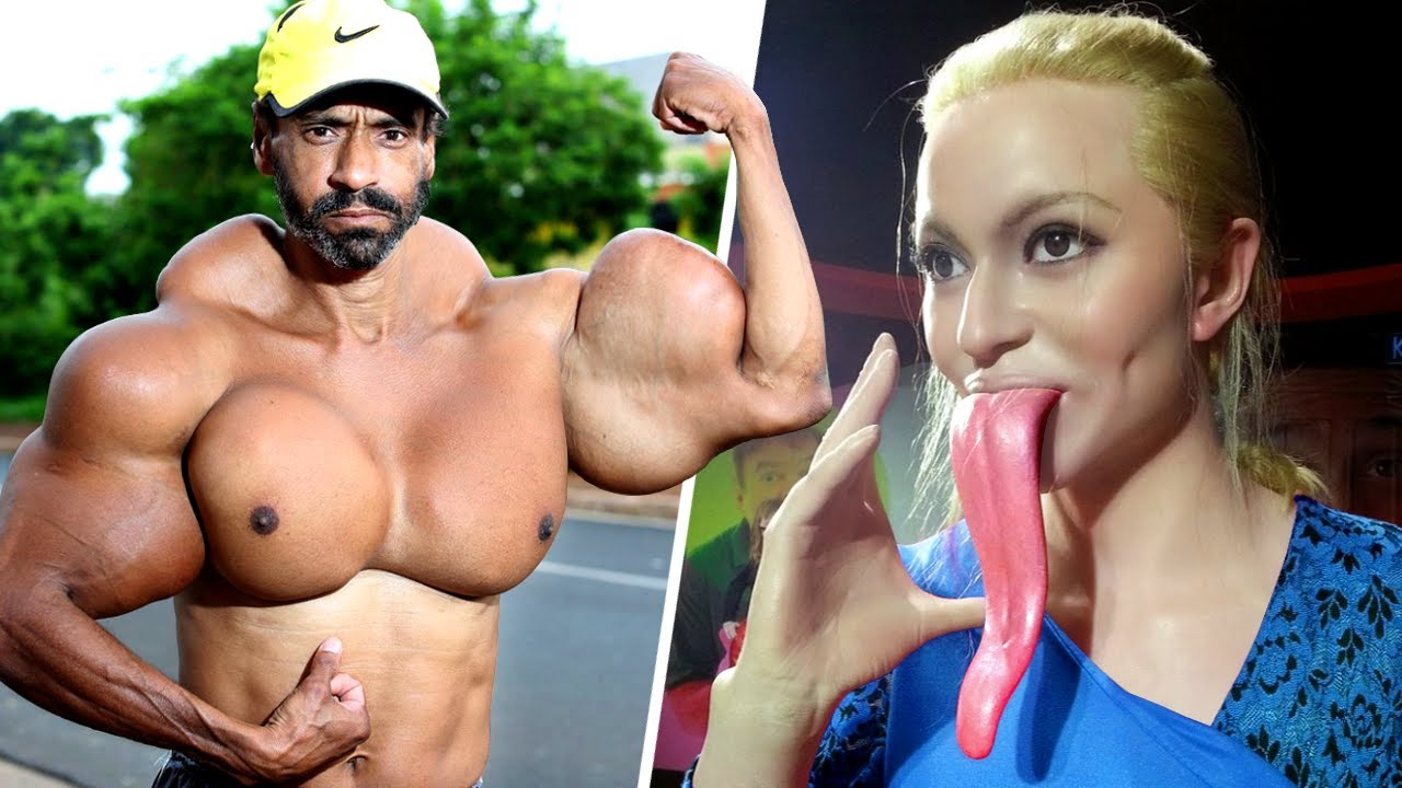 10 Unusual People, You Will Regret If You Don't See Them