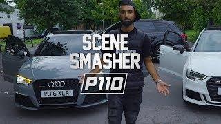 Sparkaman - Scene Smasher | P110