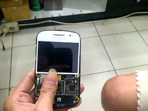 Blackberry 9900 Disassembly Instructions Ic Flash Dakota