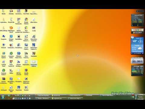 Make Windows Live Hotmail default in Vista