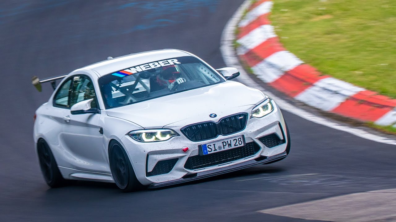Built and Driven on the Nürburgring: Weber BMW M2 Competition