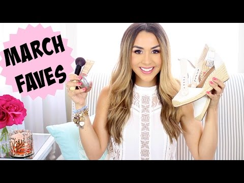 March Favorites | Beauty, Clothing, Shoes & Jewelry!