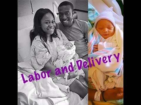 Labor and Delivery Story | Induced at home naturally