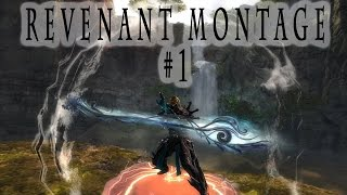 Guild Wars 2 Path of Fire prologue - Male Norn Revenant