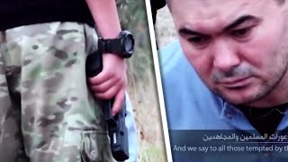 Disturbing ISIS Film Shows 10-Year-Old Executing Two Men