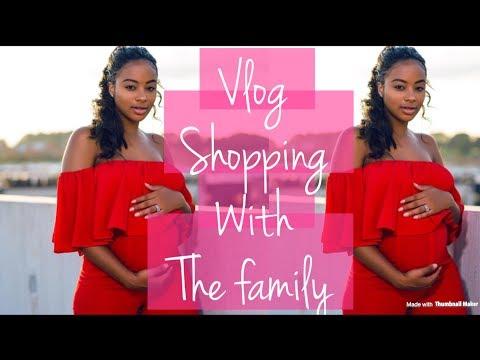 VLOG | Baby Shower Shopping | Buying Baby Clothing | TARGET