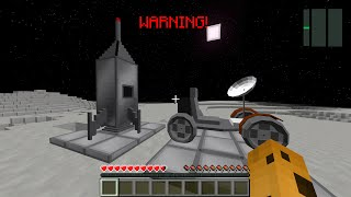 Galacticraft MOD in Minecraft (Going To The MOON)