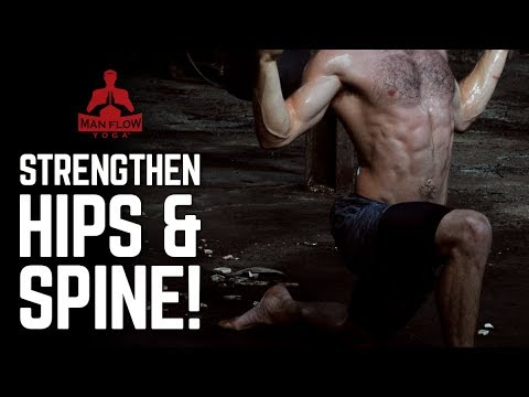 Dynamic Exercise to Strengthen Hips and Spine