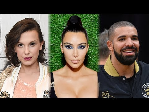 10 Celebs Who FANGIRL Over Millie Bobby Brown
