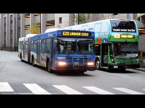 Buses in Vancouver, BC (Volume Twenty)