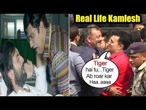 Xxx Mp4 Sanjay Dutt Breaks Down Meeting Real Life Kamlesh Outside JAIL As Shown In Sanju Movie 3gp Sex