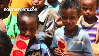 Tổ chức Công giáo tại Ethiopia trong cuộc chiến chống nạn đói cho người dân