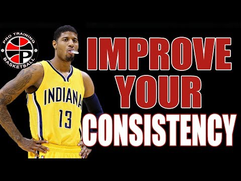 How To Get A More Consistent Shot | Improve Your Overall Shot | Pro Training Basketball