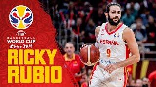 Ricky Rubio - Spain   All-Star Five   FIBA Basketball World Cup 2019