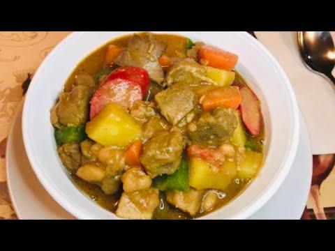 PORK BEEF MENUDO recipe