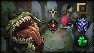 Download Everyone Is Spamming Tahm Kench Top For Free Wins In Solo Queue Video