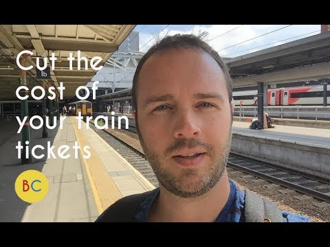 Cut the cost of your train tickets
