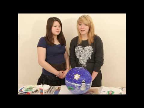 How to decorate paper lanterns for Christmas, Weddings, Parties, Launches and other events