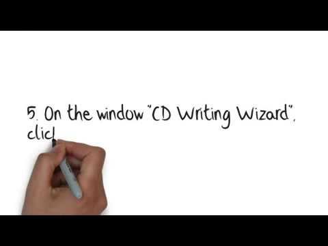 How to Erase a Re writable CD/DVD in Windows XP without any Software