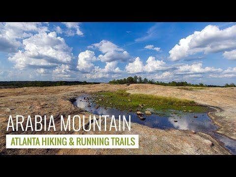 Arabia Mountain: top Atlanta hiking and running trails