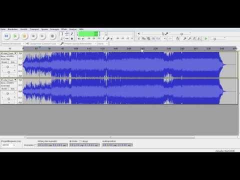 Wie erstelle ich ein Karaoke Lied Windows + Mac [HD] [German]
