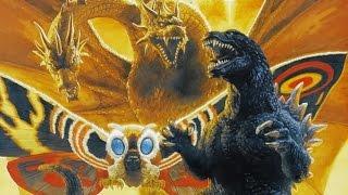 Top 10 Godzilla Villains