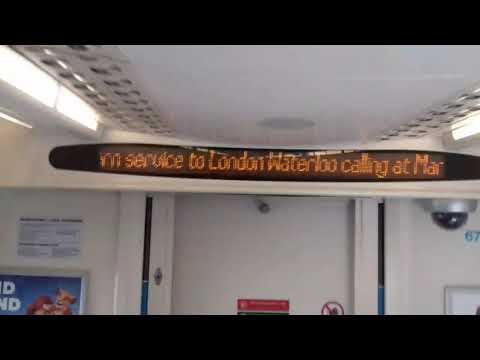 Julie Announcement: Southeastern service to London Waterloo