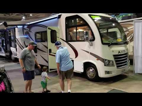 2018 Fort Myers RV Show Walk Through