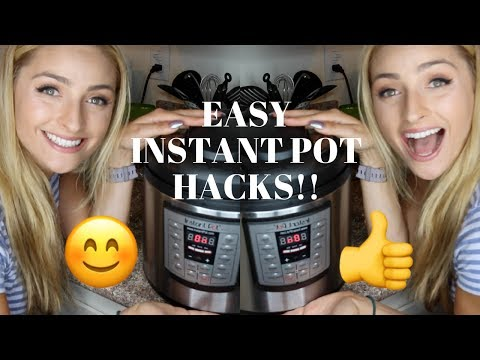 3 Best Foods to Cook in the Instant Pot
