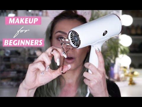 BEGINNER Makeup TUTORIAL (Tips, Tricks,  How To's)