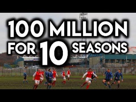 Giving a Non-League Club 100 million for 10 seasons (Season 1) - Football Manager 2018 Experiment
