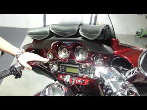 2009 Harley-Davidson® CVO Ultra Classic Electra Glide