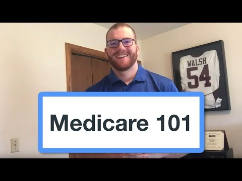 Medicare 101: 2018 Medicare Part A, Part B, Part C, and Part D Explained
