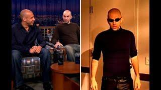 Vin Diesel's Brother Is Also An Action Star   Late Night with Conan O'Brien