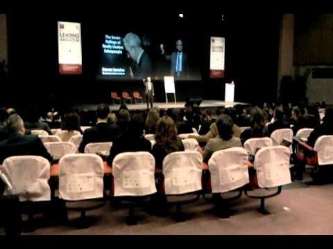 Steven Sonsino no QSP Summit