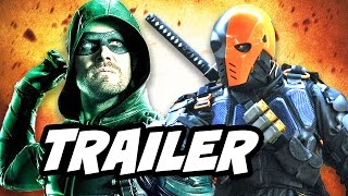 Arrow 5x23 Promo - Deathstroke Finale and Season 5 Episode 22