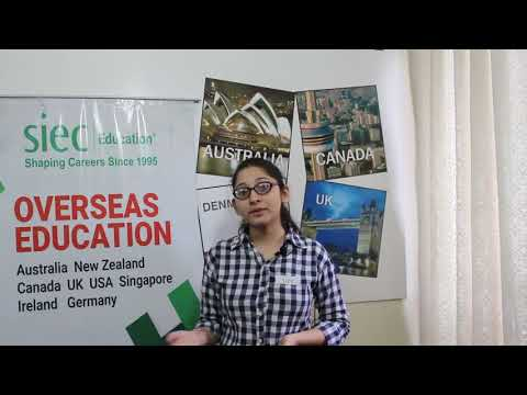 Study in Australia   SIEC's Australia Admissions Day 2018