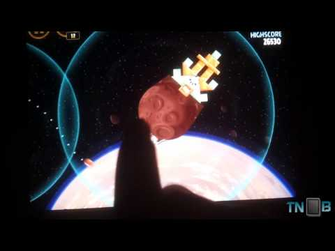 Angry Birds Star Wars Gameplay on iPad
