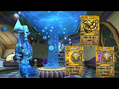 Wizard101: NEW Astral Spells!!!