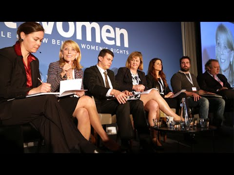 Trust Women 2014 - Plenary - The Human Cost of a Bargain: Slavery in the Modern Supply Chain