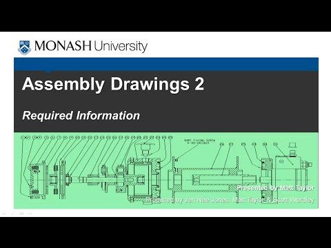 Assembly Drawings 2