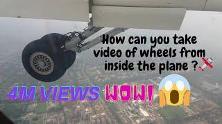 Spicejet Varanasi-Delhi flight landing at Delhi airport