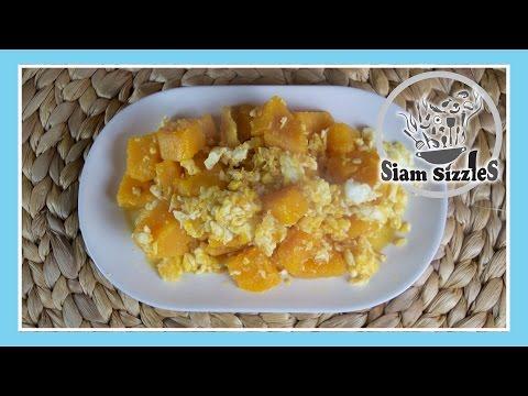 Stir Fried Butternut Squash Recipe