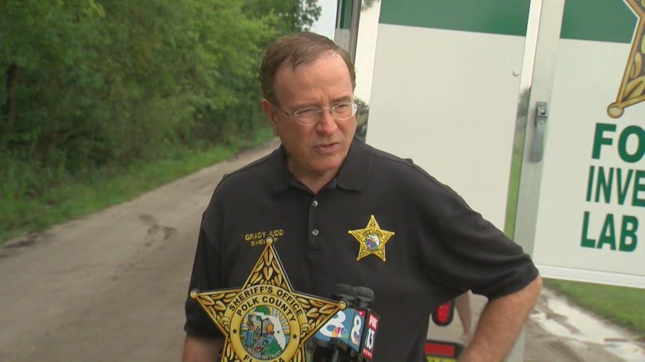 Sheriff Grady Judd: Polk County homeowner shoots, kills burglar
