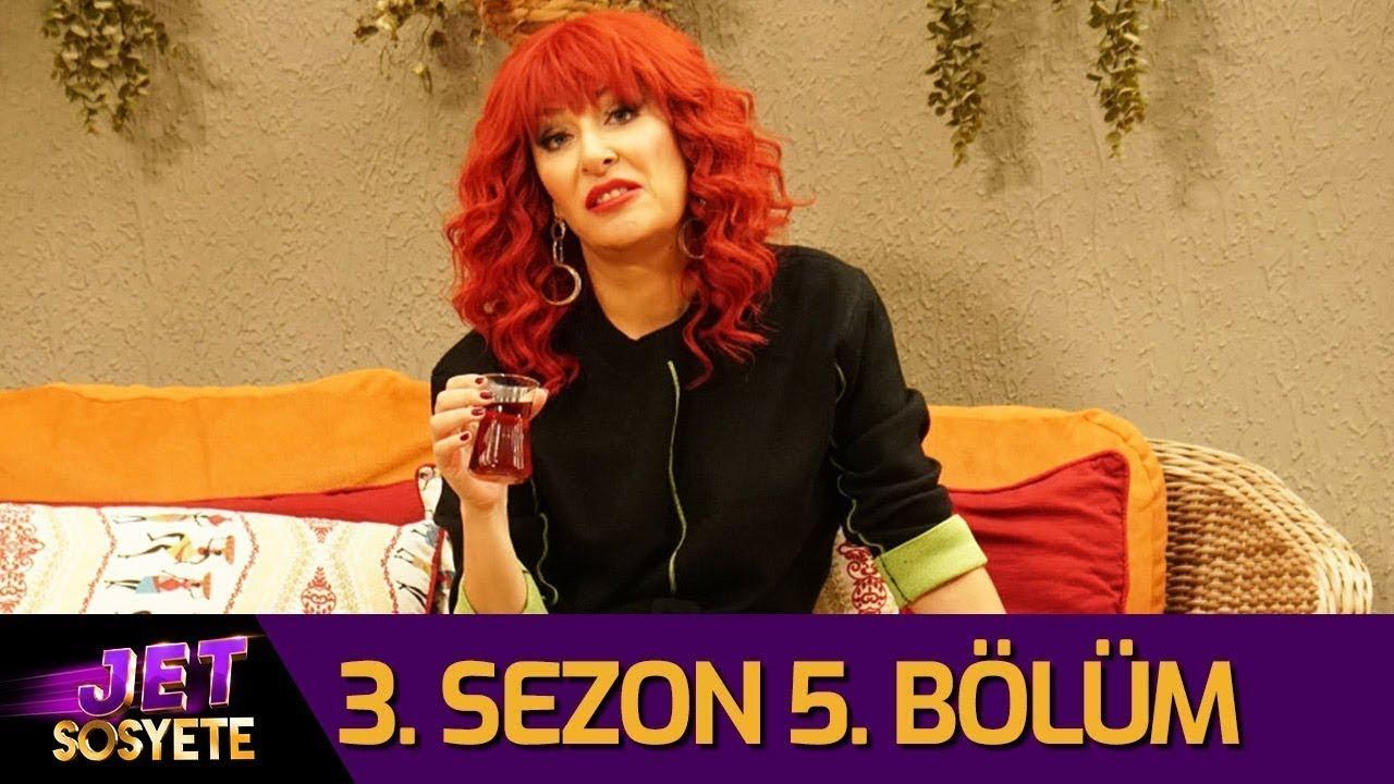 Jet Sosyete 3. Sezon 5. Bölüm
